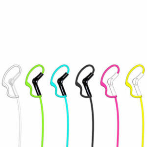 best bluetooth earphones colorful show
