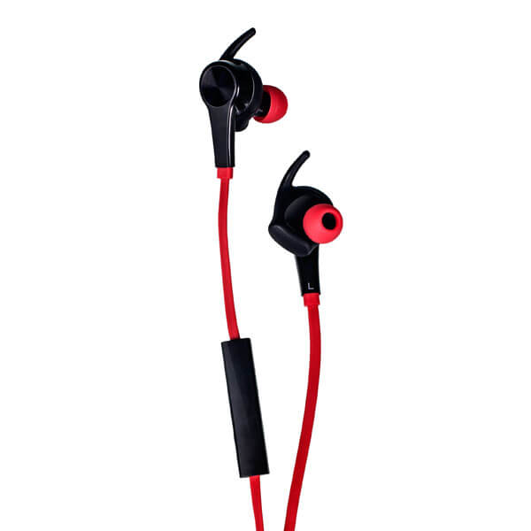 best noise cancelling earbuds red color