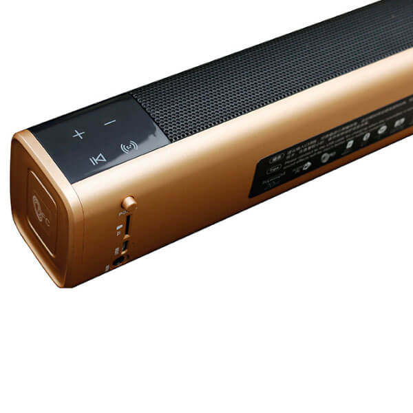 bluetooth speaker suppliers gold model detail