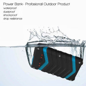 fast charging power bank water proof