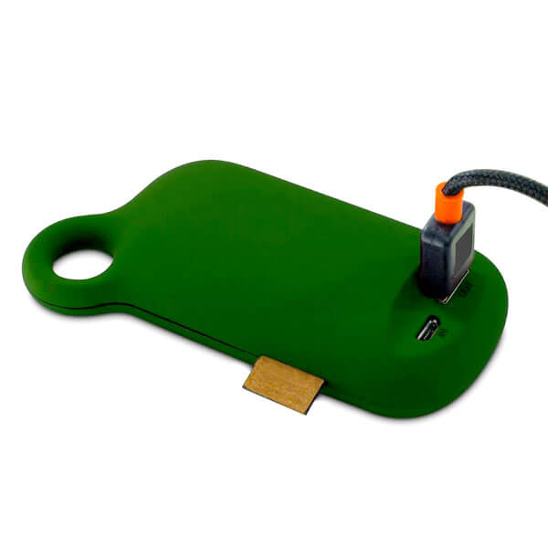 portable power pack green color