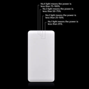 power bank factory product LED detail