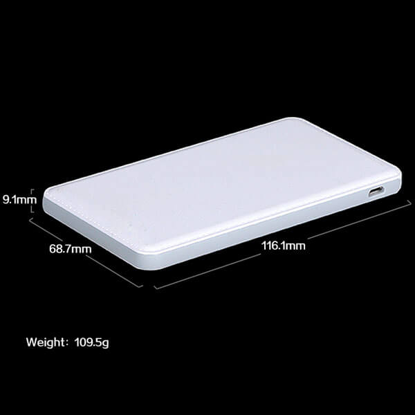 power bank manufacturers in china size