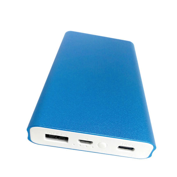 power bank wholesale china blue color