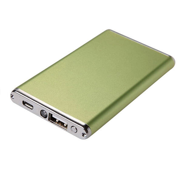 power bank wholesale green color