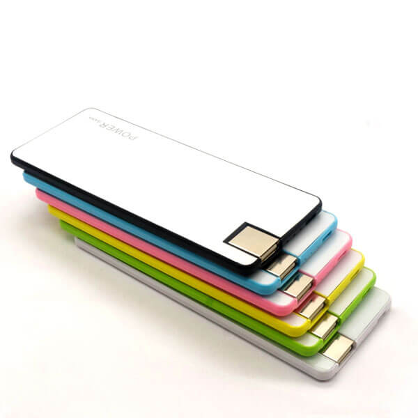 smart power bank colorful