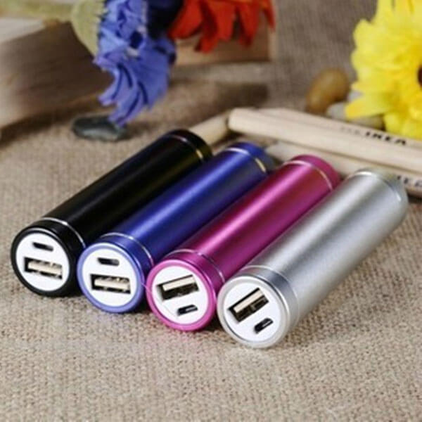 wholesale power banks color show