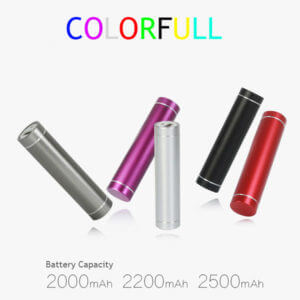 wholesale power banks colorful