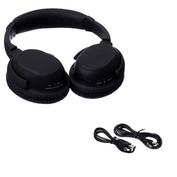 wireless noise cancelling headphones full kits